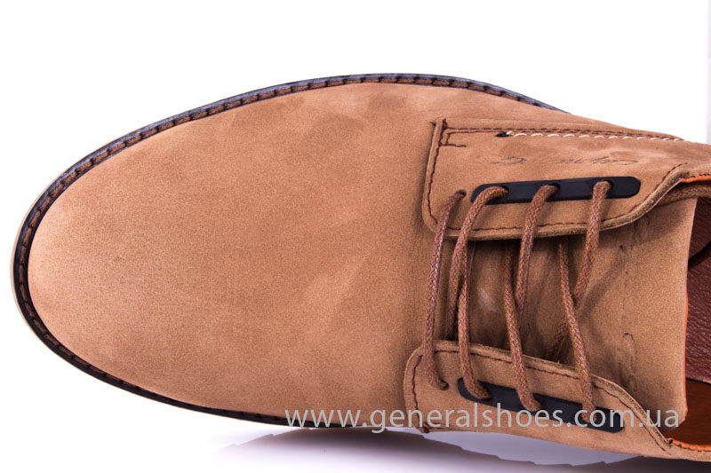 Мужские замшевые туфли GS T 34 Vebster фото 7