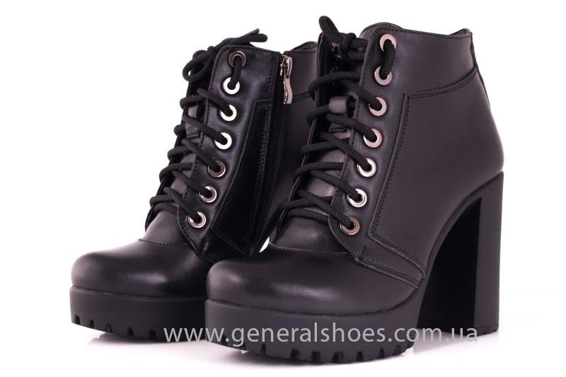 Ботильоны женские кожаные T 18121к фото 5