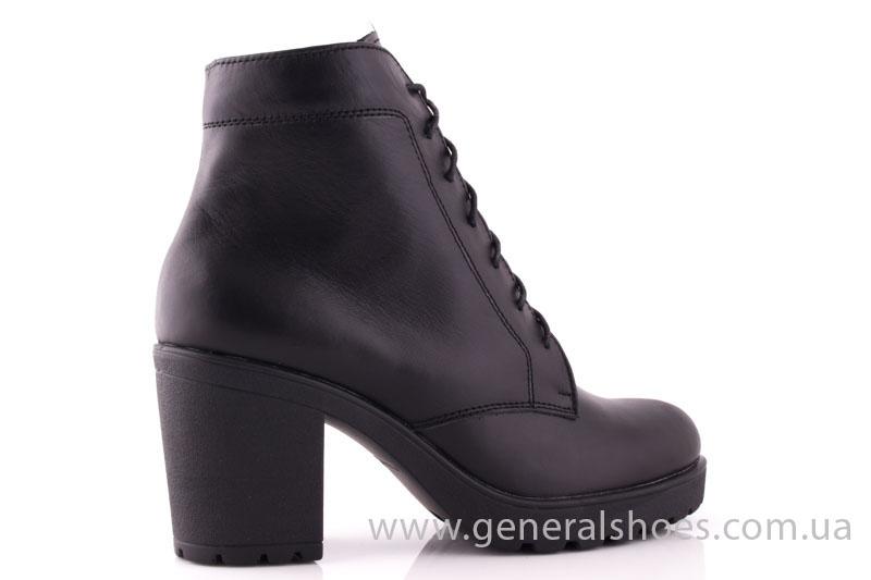 Ботинки женские кожа GL 6 черный фото 3