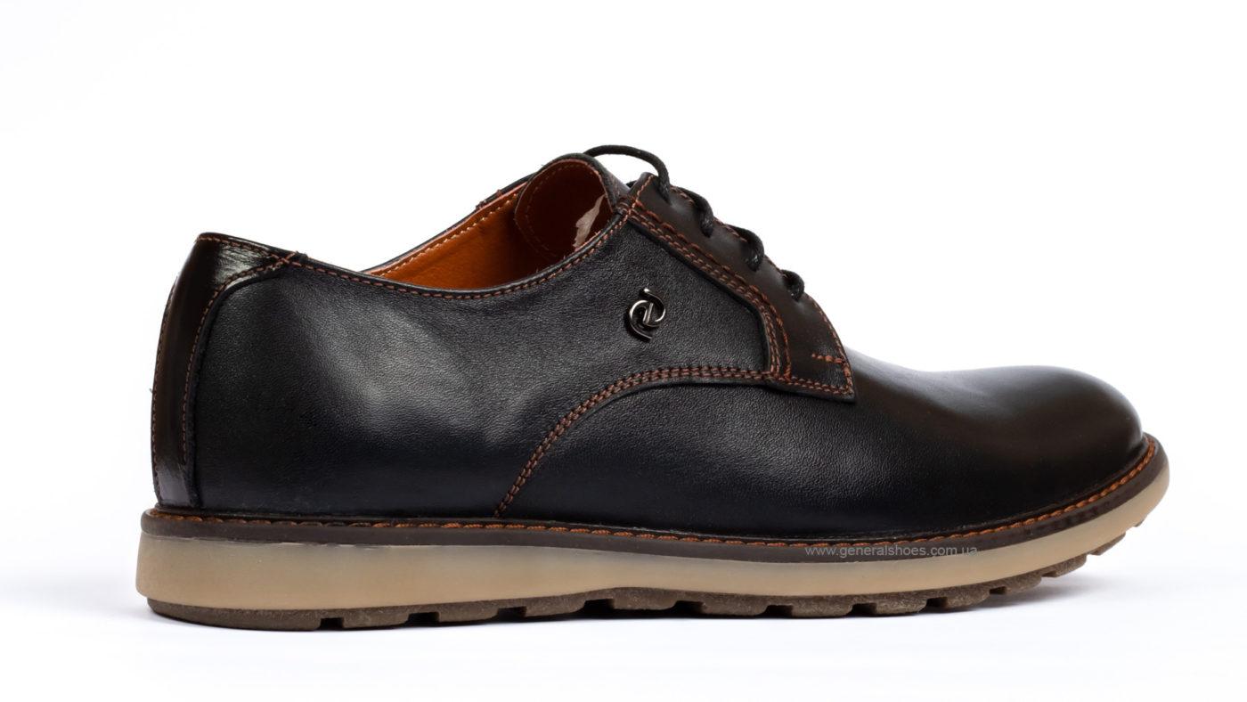 Туфли мужские кожаные Ed-Ge Martin фото 2
