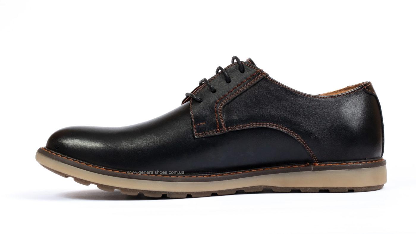 Туфли мужские кожаные Ed-Ge Martin фото 3