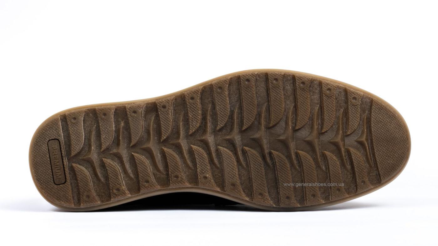 Туфли мужские кожаные Ed-Ge Martin фото 4