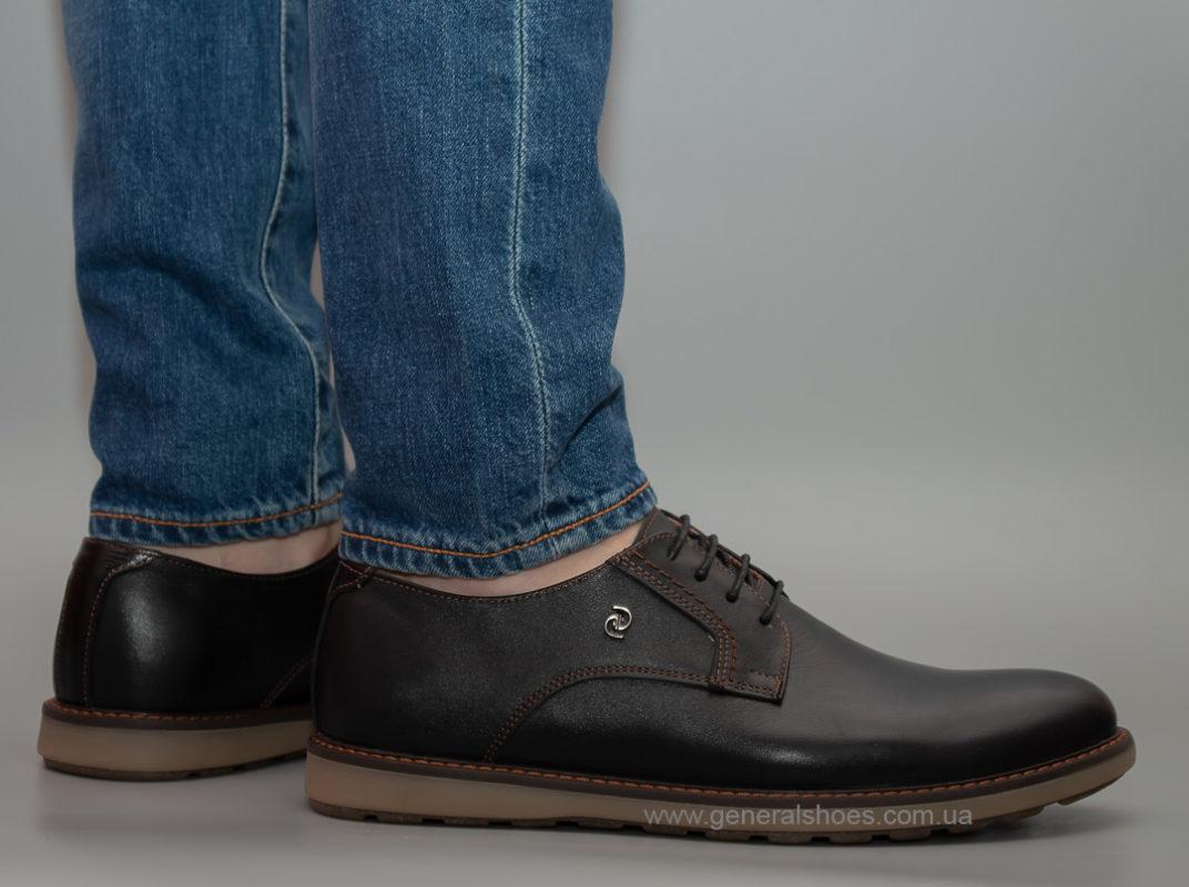 Туфли мужские кожаные Ed-Ge Martin