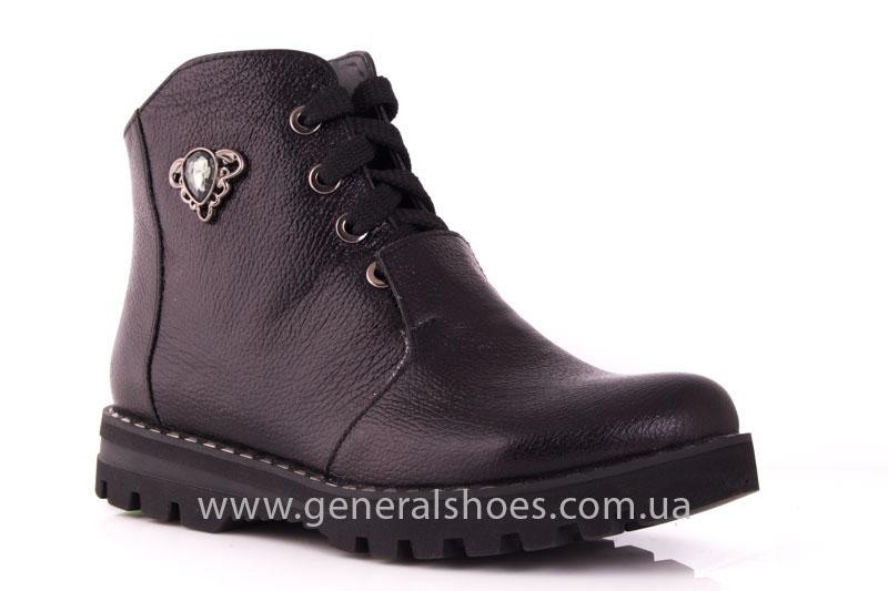 Женские ботинки К 12331ф кожа фото 1