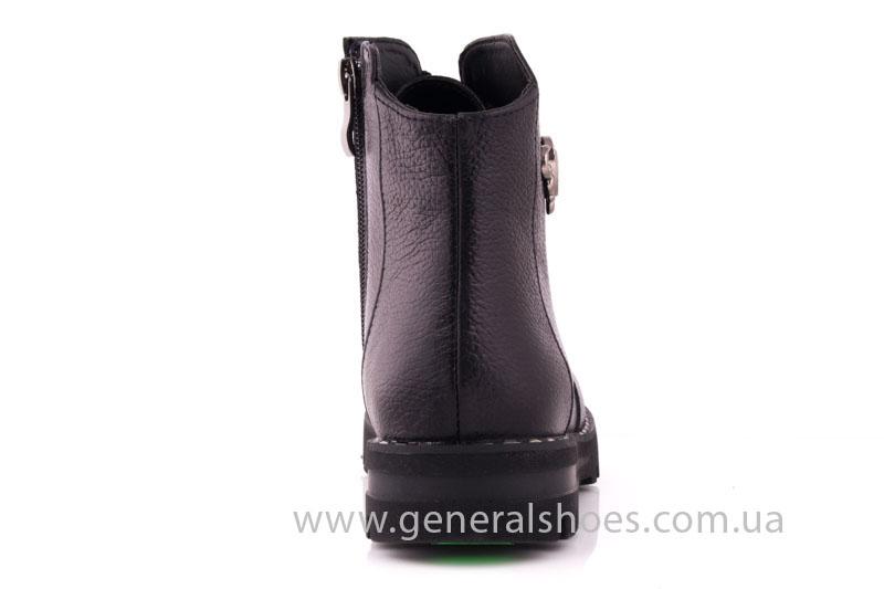 Женские ботинки К 12331ф кожа фото 4