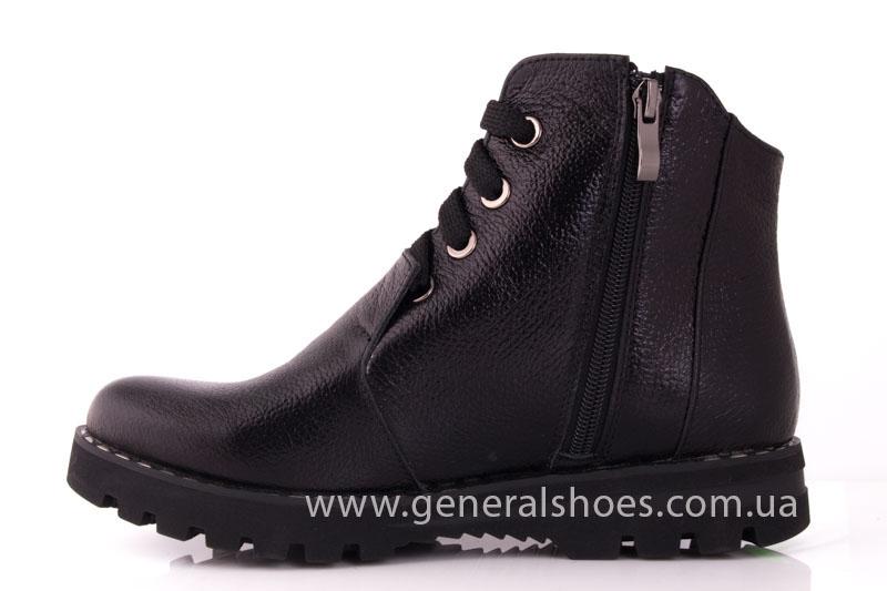 Женские ботинки К 12331ф кожа фото 5