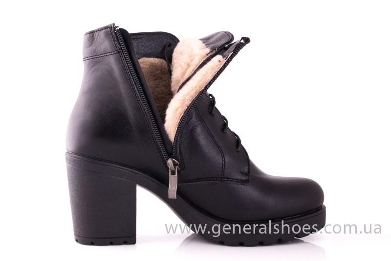 Зимние ботинки женские GL 7 черный фото 6