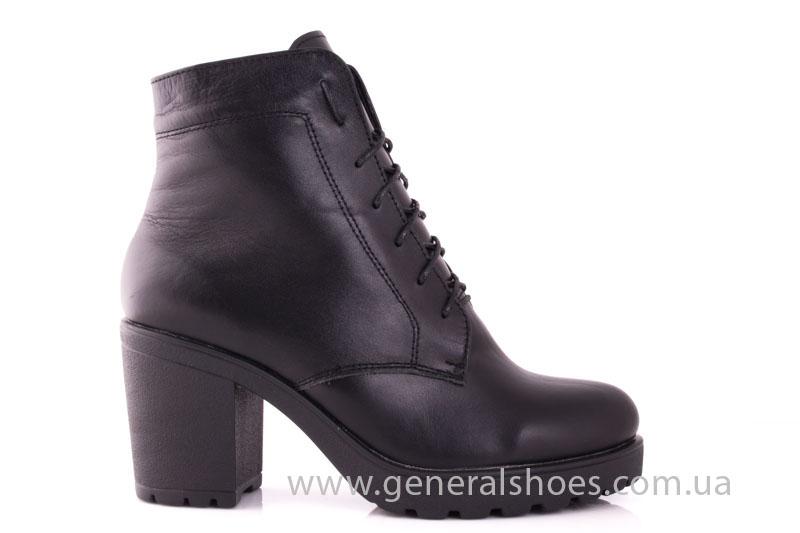 Зимние ботинки женские GL 7 черный фото 2