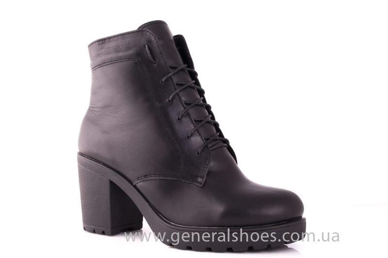 Зимние ботинки женские GL 7 черный фото 1