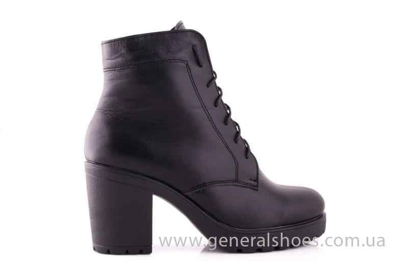 Зимние ботинки женские GL 7 черный фото 3