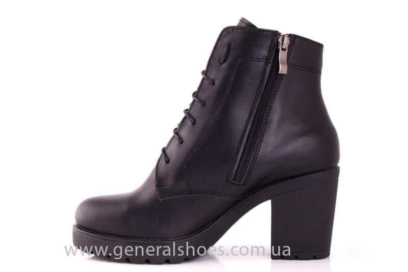 Зимние ботинки женские GL 7 черный фото 5
