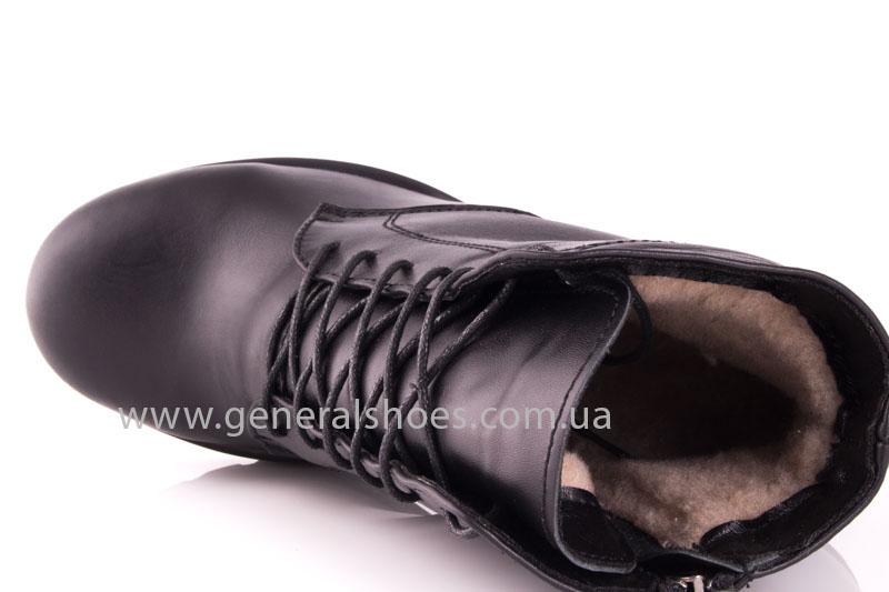 Зимние ботинки женские GL 7 черный фото 7