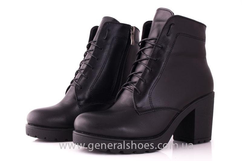 Зимние ботинки женские GL 7 черный фото 8