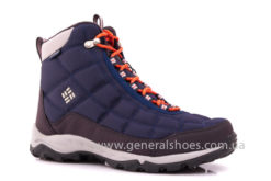 Ботинки Columbia Firecamp Boot BL 1766-492 синие фото 1