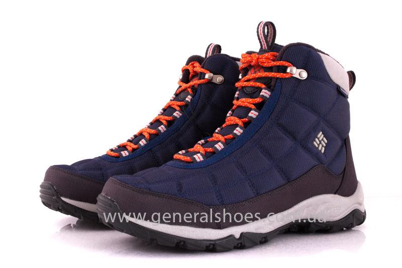 Ботинки Columbia Firecamp Boot BL 1766-492 синие