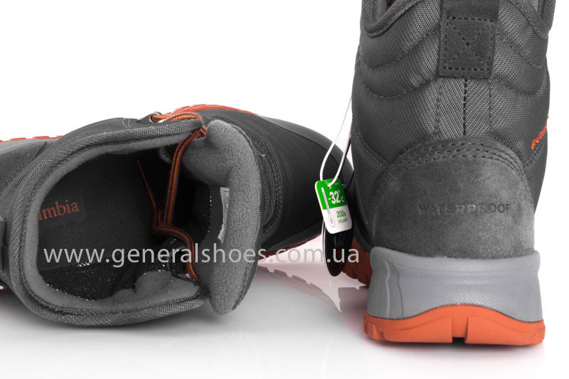 Мужские ботинки Columbia FAIRBANKS OMNI-HEAT BM 2806-053 фото 10