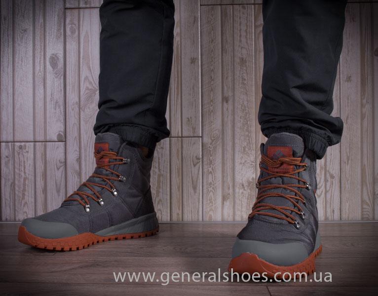 Мужские ботинки Columbia FAIRBANKS OMNI-HEAT BM 2806-053 фото 11