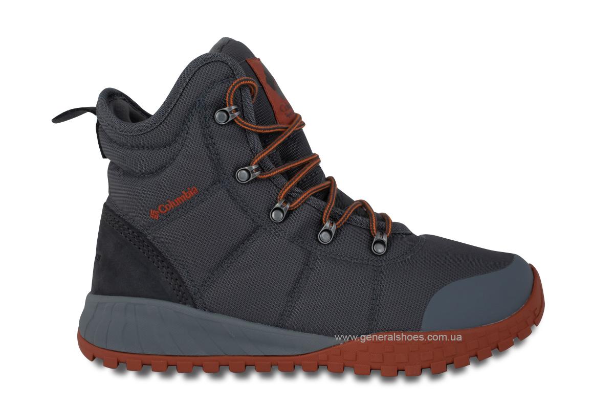 Мужские ботинки Columbia FAIRBANKS OMNI-HEAT BM 2806-053 фото 4