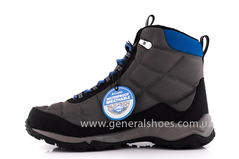 Мужские ботинки Columbia FIRECAMP BOOT BM 1766-049 фото 5