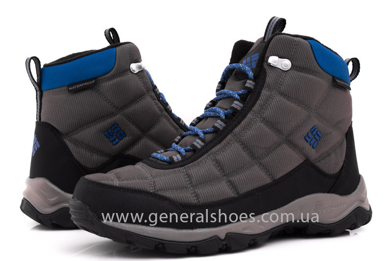 Мужские ботинки Columbia FIRECAMP BOOT BM 1766-049 фото 8