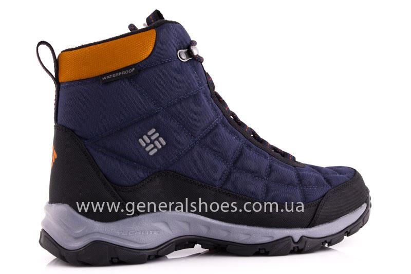 Мужские ботинки Columbia FIRECAMP BOOT BM 1766-464 фото 3