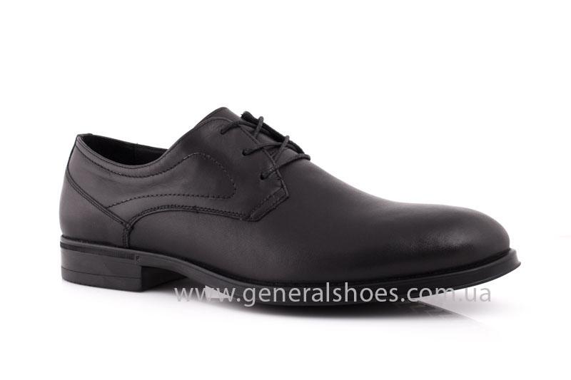 Туфли мужские кожаные Vlad XL 746 6215 02 черные фото 1