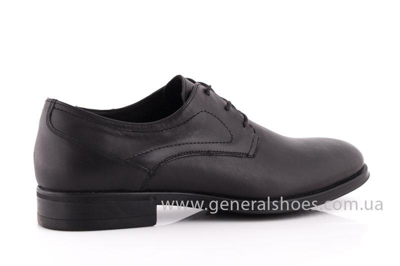 Туфли мужские кожаные Vlad XL 746 6215 02 черные фото 3