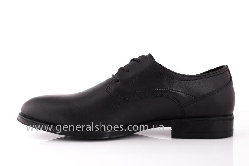 Туфли мужские кожаные Vlad XL 746 6215 02 черные фото 5