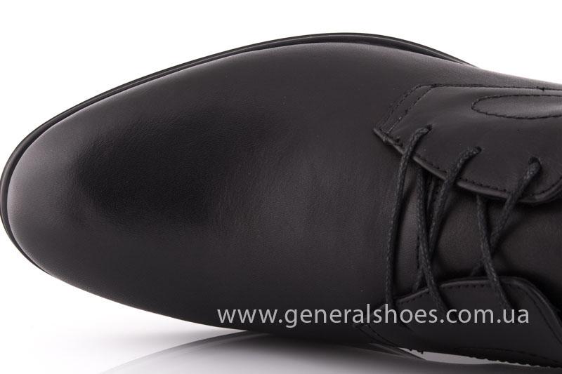 Туфли мужские кожаные Vlad XL 746 6215 02 черные фото 6