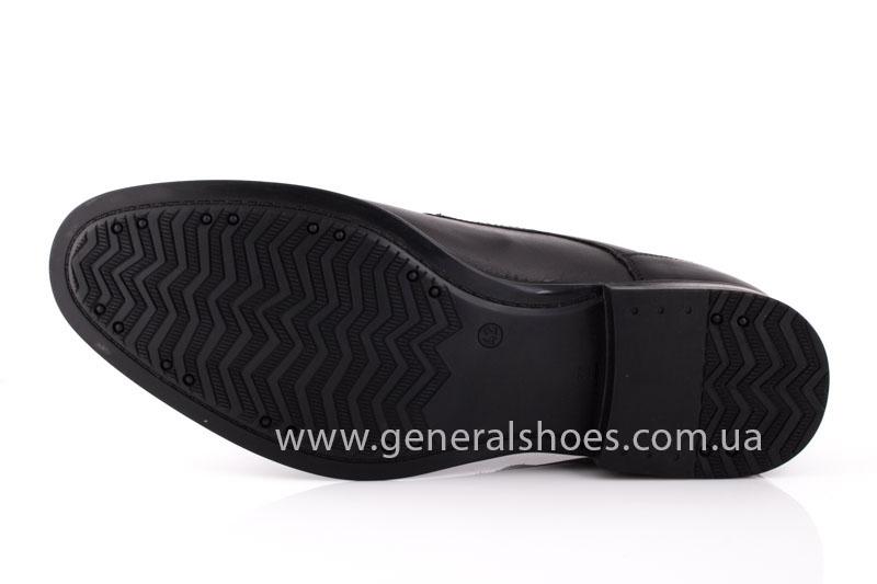 Туфли мужские кожаные Vlad XL 746 6215 02 черные фото 7