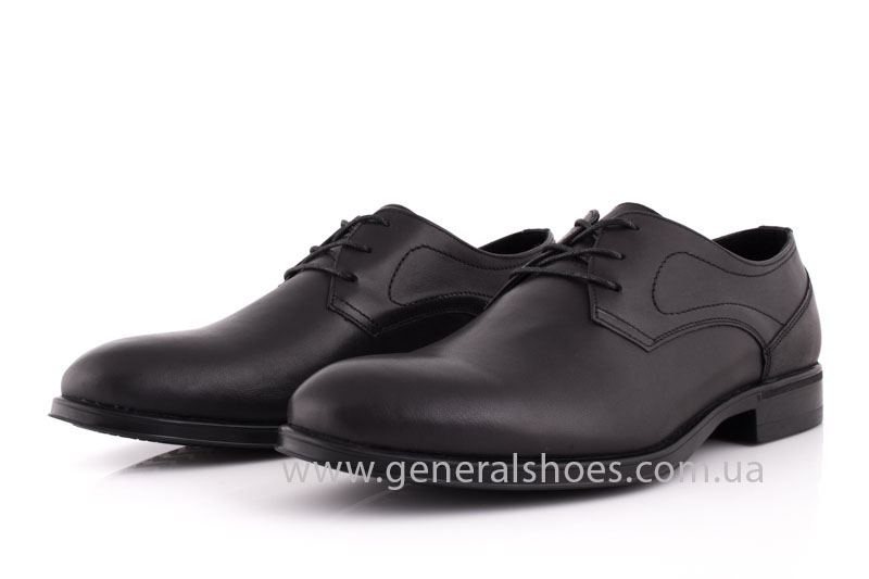 Туфли мужские кожаные Vlad XL 746 6215 02 черные фото 8