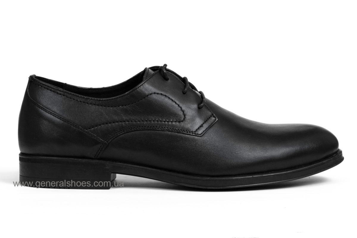 Туфли мужские кожаные Vlad XL 746 6215 02 черные