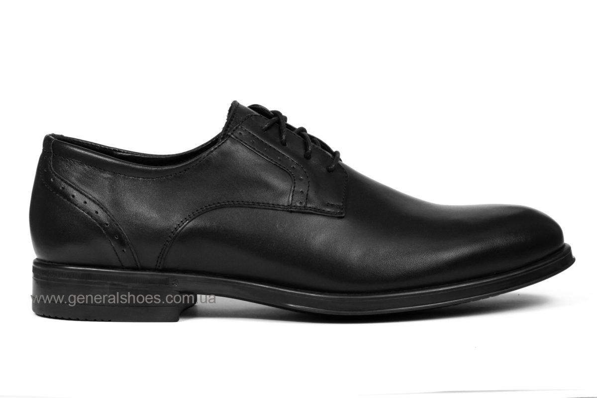 Туфли мужские кожаные Vlad XL 748 6213 02 черные фото 1