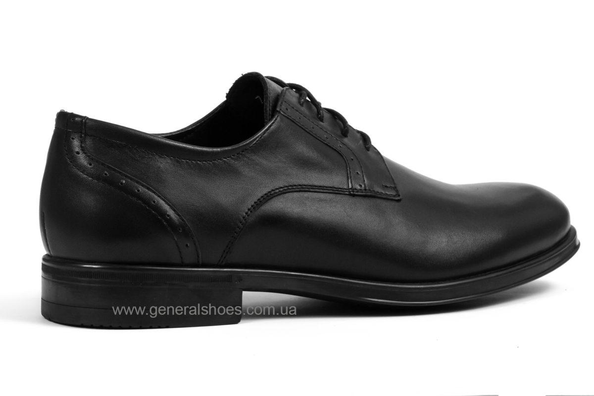 Туфли мужские кожаные Vlad XL 748 6213 02 черные фото 2