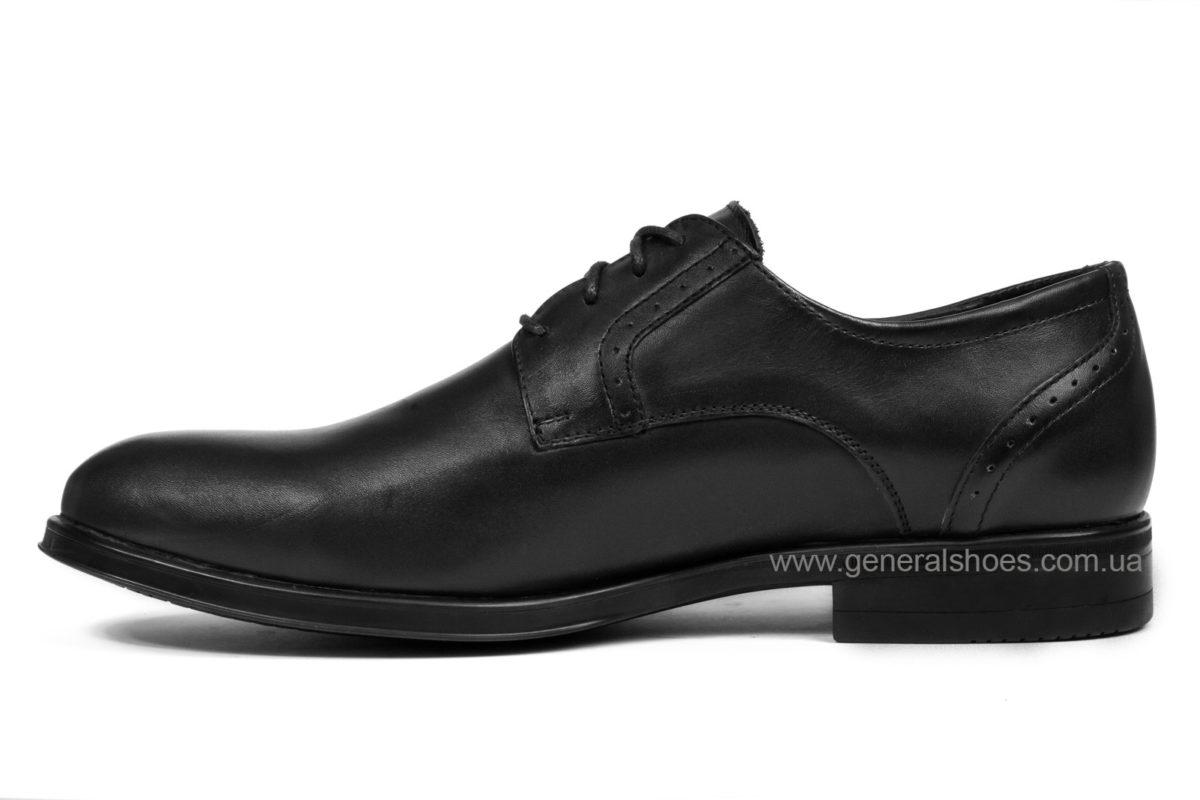 Туфли мужские кожаные Vlad XL 748 6213 02 черные фото 3