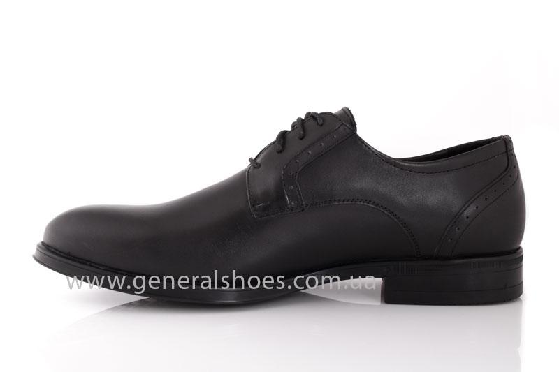 Туфли мужские кожаные Vlad XL 748 6213 02 черные фото 5