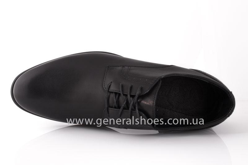 Туфли мужские кожаные Vlad XL 748 6213 02 черные фото 6