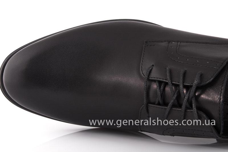 Туфли мужские кожаные Vlad XL 748 6213 02 черные фото 7