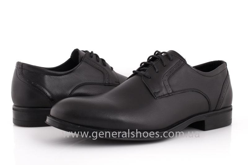 Туфли мужские кожаные Vlad XL 748 6213 02 черные фото 9