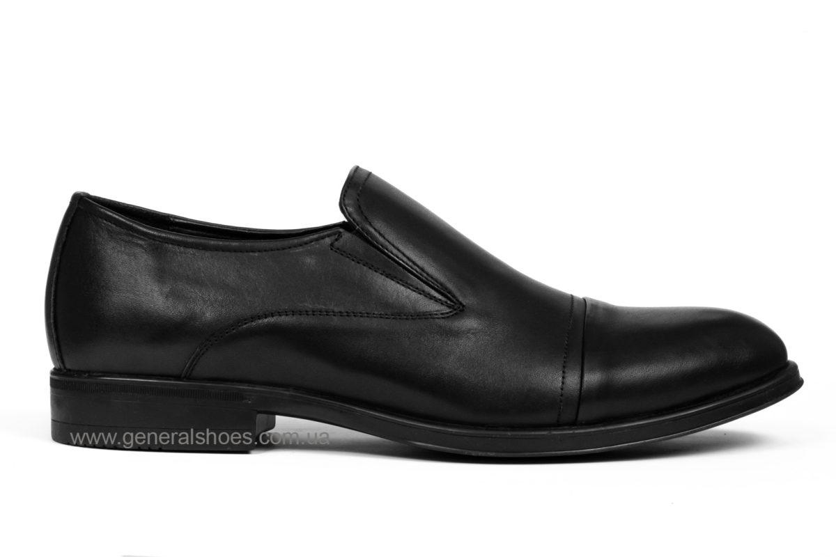 Туфли мужские кожаные Vlad XL 748 6216 02 черные фото 1