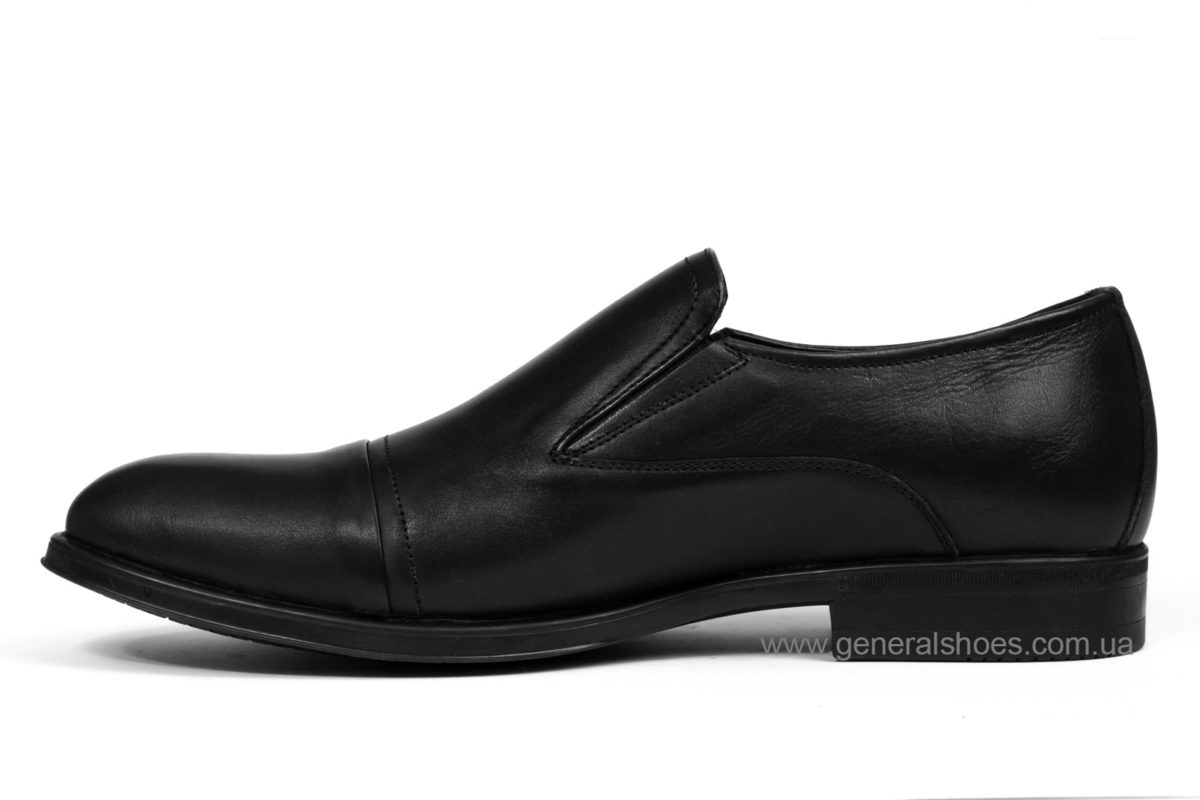 Туфли мужские кожаные Vlad XL 748 6216 02 черные фото 3