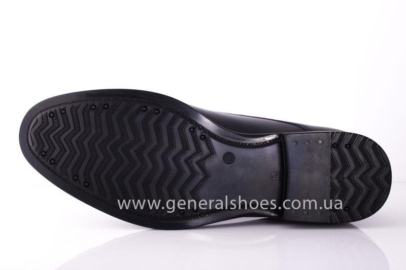 Туфли мужские кожаные Vlad XL 748 7007 46 темно синие фото 6