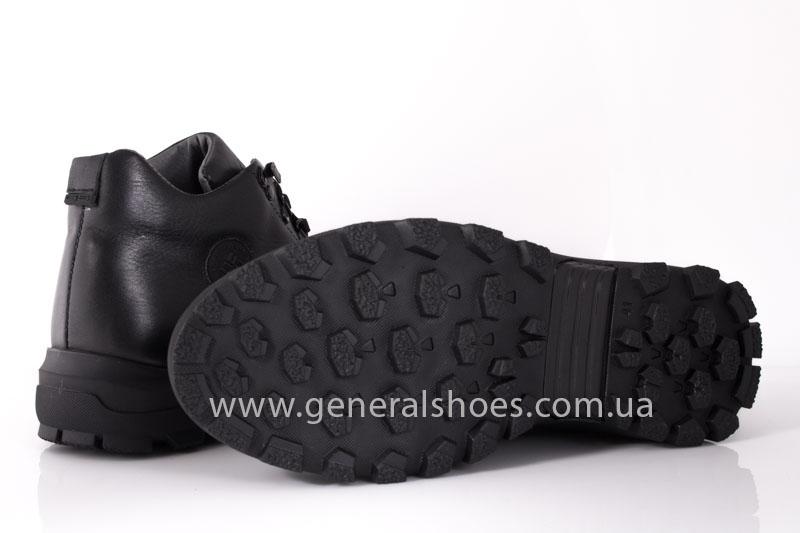 Зимние мужские ботинки GS 211 Alaska черные фото 10
