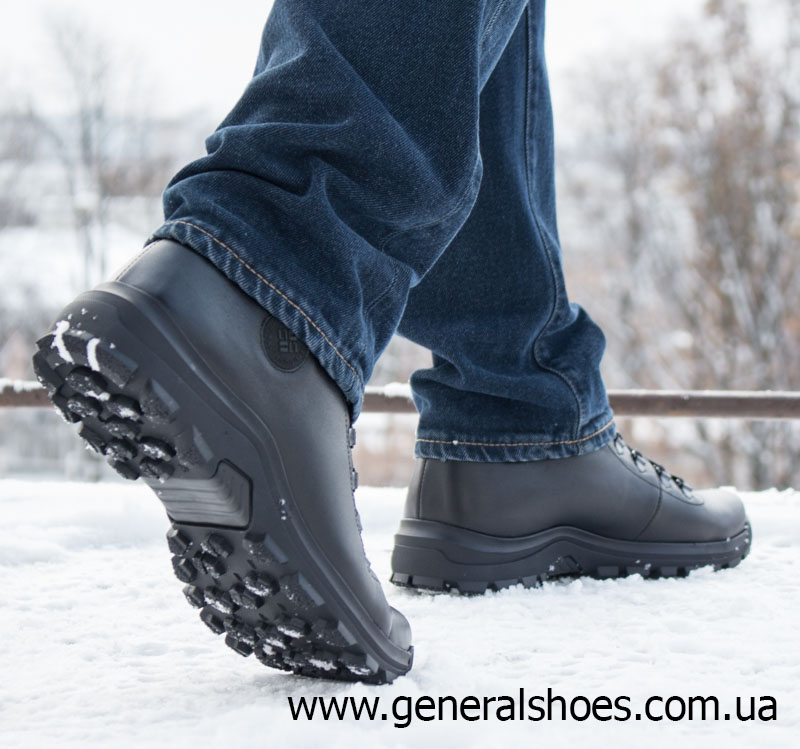 Зимние мужские ботинки GS 211 Alaska черные фото 13