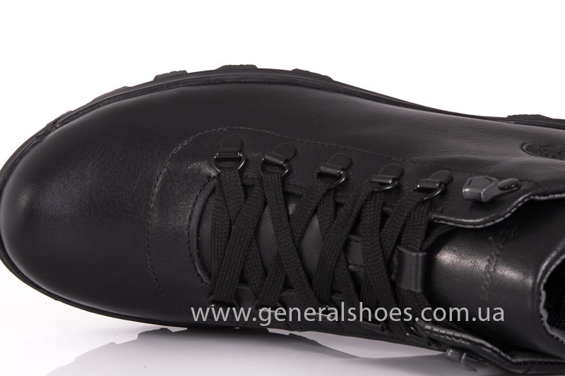 Зимние мужские ботинки GS 211 Alaska черные фото 6