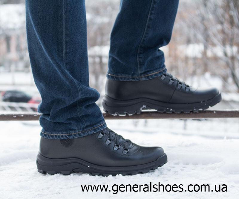 Зимние мужские ботинки GS 211 Alaska черные фото 12