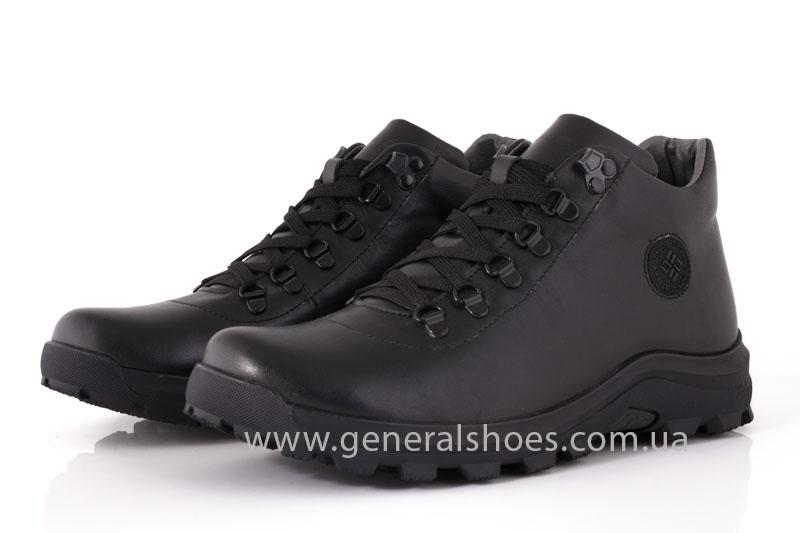 Зимние мужские ботинки GS 211 Alaska черные фото 8