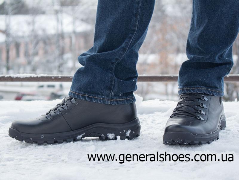 Зимние мужские ботинки GS 211 Alaska черные фото 11
