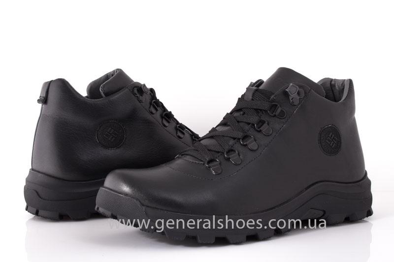 Зимние мужские ботинки GS 211 Alaska черные фото 9