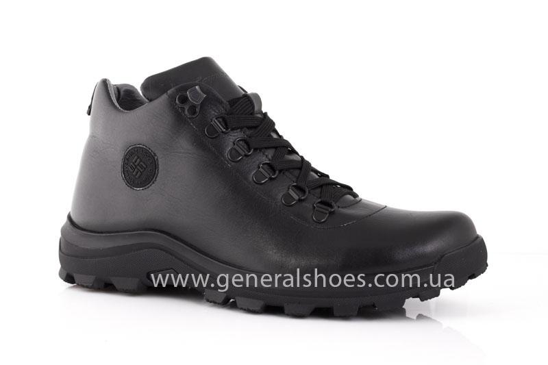 Зимние мужские ботинки GS 211 Alaska черные фото 1
